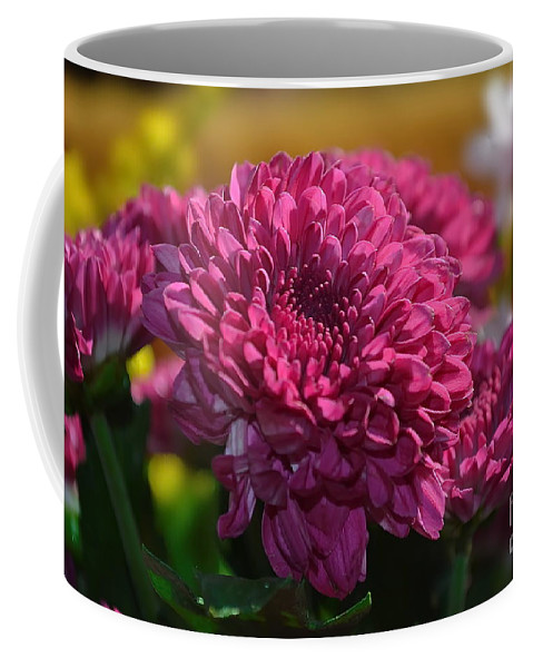 Michelle Meenawong Coffee Mug featuring the photograph Bouquet by Michelle Meenawong