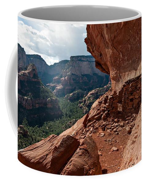 Photo Coffee Mug featuring the photograph Boynton Canyon 08-174 by Scott McAllister