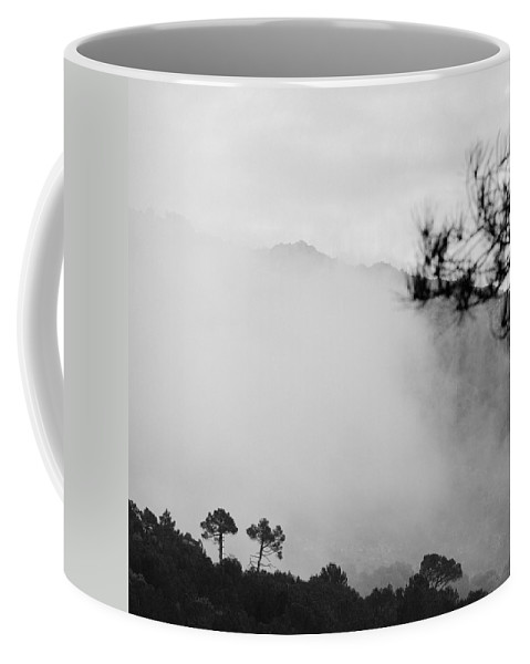 Hail Coffee Mug featuring the photograph Breathe by Guido Montanes Castillo