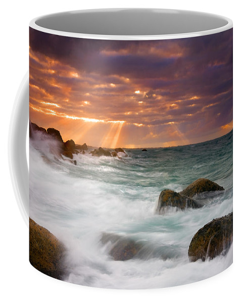 Dawn Coffee Mug featuring the photograph Breathtaking by Mike Dawson