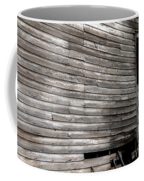 Abandoned Barn Coffee Mug featuring the photograph Broken Door By Diana Sainz by Diana Raquel Sainz