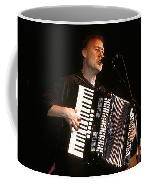 Bruce Hornsby Coffee Mug featuring the photograph Bruce Hornsby by Concert Photos