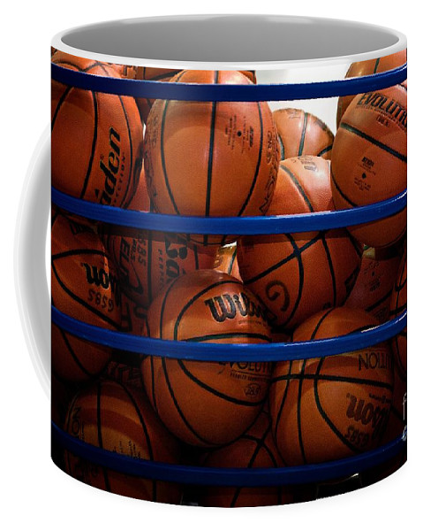 Frank-j-casella Coffee Mug featuring the photograph Cage Of Dreams by Frank J Casella