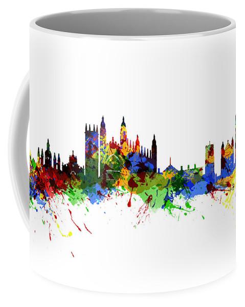 Cambridge Coffee Mug featuring the photograph Cambridge England by Chris Smith