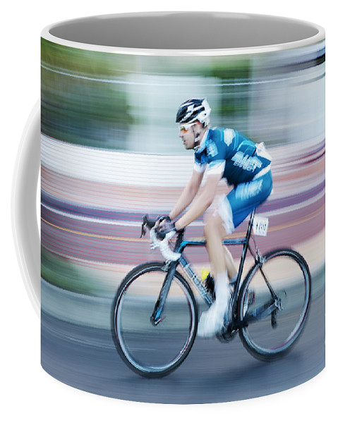 Cycling Coffee Mug featuring the photograph Cape Argus by Neil Overy
