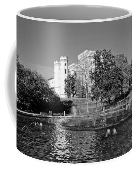 Capital Coffee Mug featuring the photograph Capital by Scott Pellegrin
