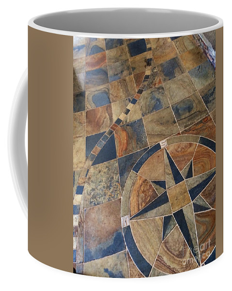 Cardinal Direction Coffee Mug featuring the photograph Cardinal by Joseph Yarbrough