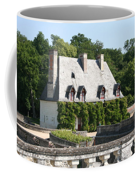 Caretaker Coffee Mug featuring the photograph Caretakers Home by Christiane Schulze Art And Photography