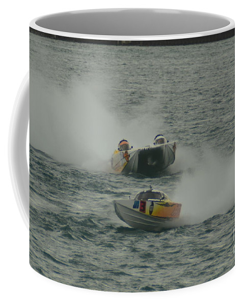Cat Man Do Coffee Mug featuring the photograph Cat Can Do  Can Do by Randy J Heath