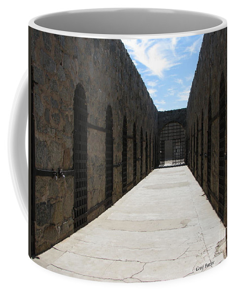 Patzer Coffee Mug featuring the photograph Cells by Greg Patzer