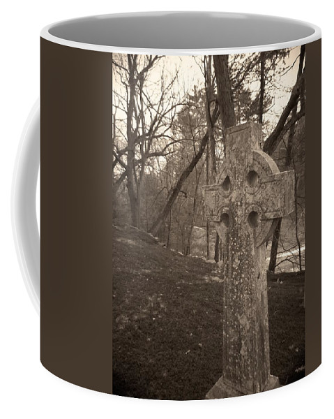 Massachucetts Coffee Mug featuring the photograph Celtic by Two Bridges North