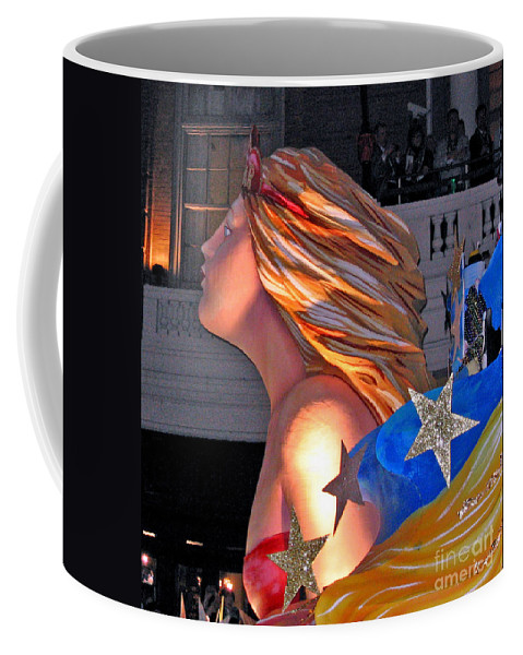 Computer Graphics Coffee Mug featuring the photograph Champagne by Marian Bell