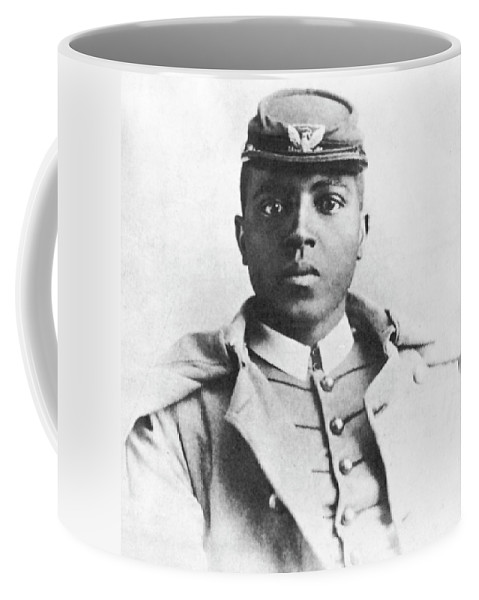 1880 Coffee Mug featuring the photograph Charles Young (1864-1922) by Granger