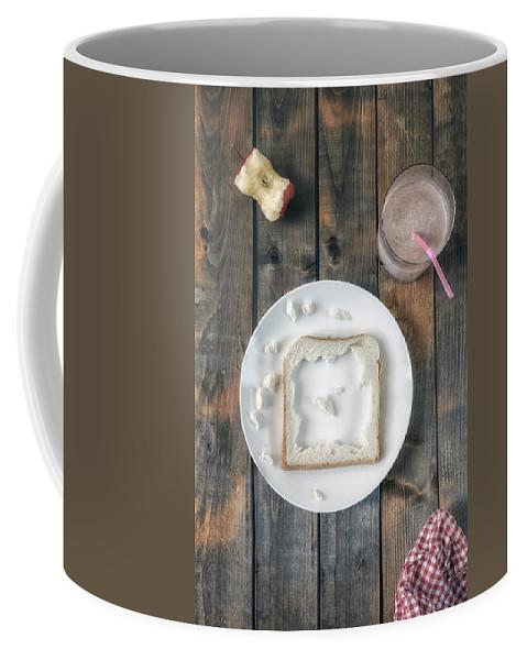 Eat Coffee Mug featuring the photograph Child's Menu by Joana Kruse
