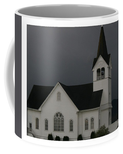Church Coffee Mug featuring the photograph Church 2 by Marv Russell