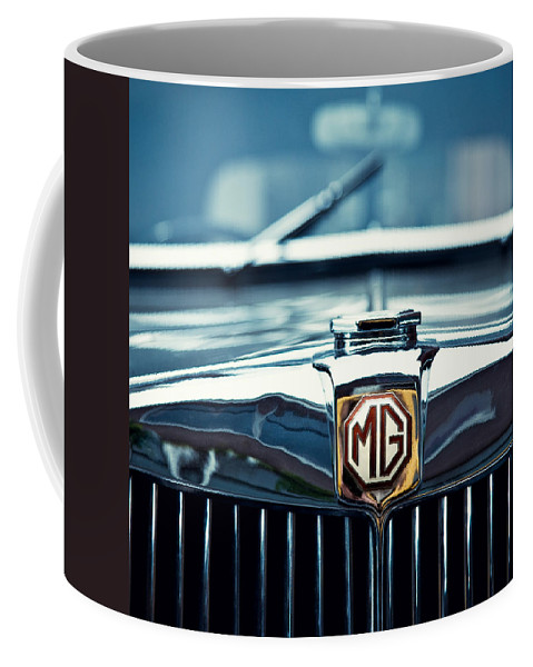 Mg Wa Coffee Mug featuring the photograph Classic Marque by Dave Bowman