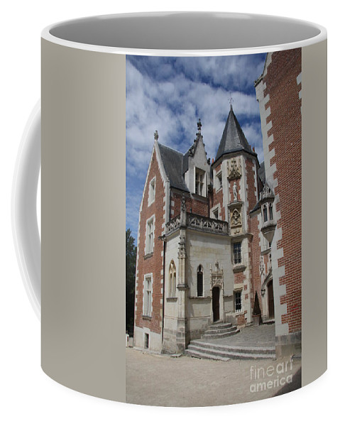 Leonardo Da Vinci Coffee Mug featuring the photograph Clos Luce - Amboise - France by Christiane Schulze Art And Photography