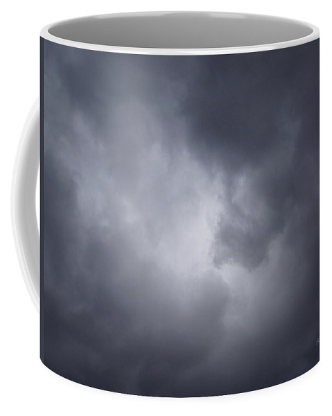 Clouds Coffee Mug featuring the photograph Cloud Energy by Deborah Crew-Johnson