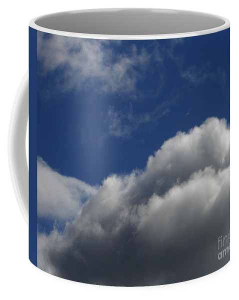 Clouds Coffee Mug featuring the photograph Clouds by Carol Lynch