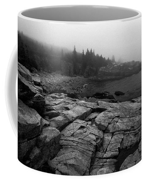 Bay Coffee Mug featuring the photograph Coast 23 by Ingrid Smith-Johnsen
