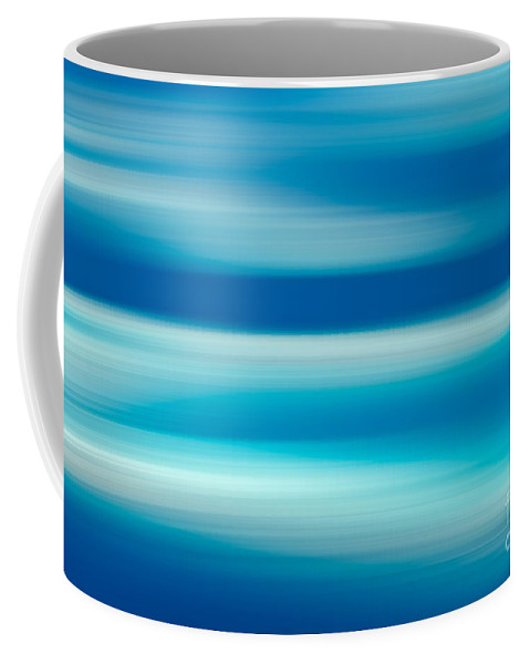 Seascape Coffee Mug featuring the photograph Coastal Horizon 7 by Delphimages Photo Creations