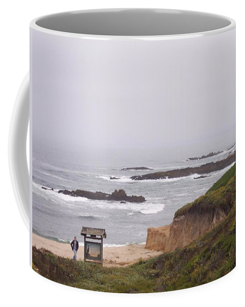 Coast Coffee Mug featuring the photograph Coastal Scene 7 by Pharris Art