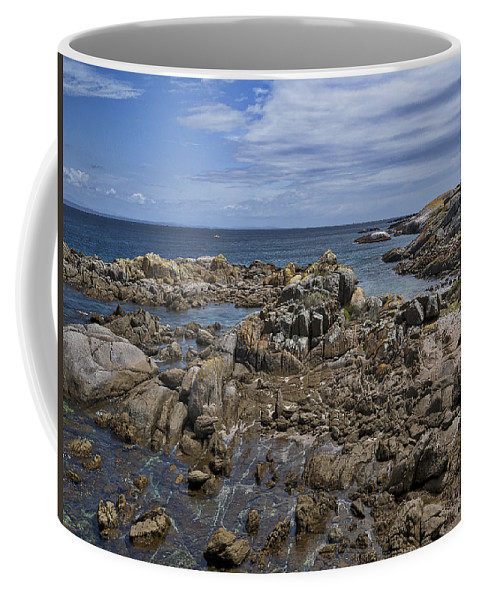 Australia Coffee Mug featuring the photograph Coastline - Montague Island - Australia by Steven Ralser