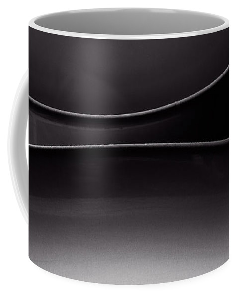 Abstract Coffee Mug featuring the photograph Coffee Mugs by Bob Orsillo
