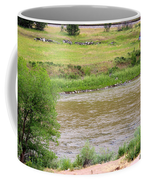 Colorado Coffee Mug featuring the photograph Colorado Country by Becca Buecher
