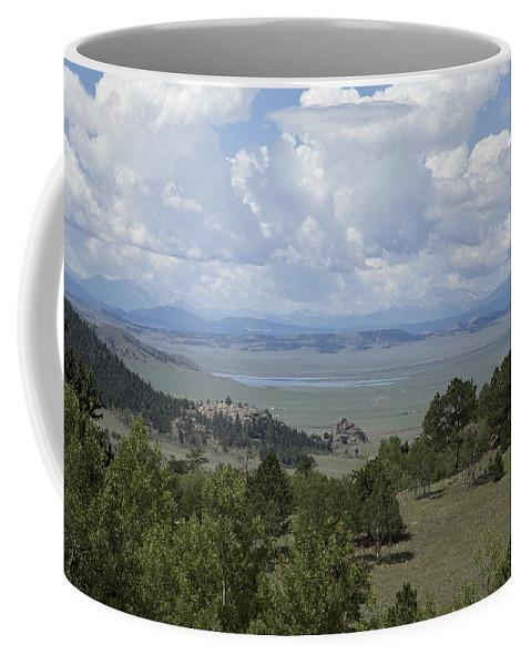 Beautiful Coffee Mug featuring the photograph Colorado Meadow by Scott Sanders