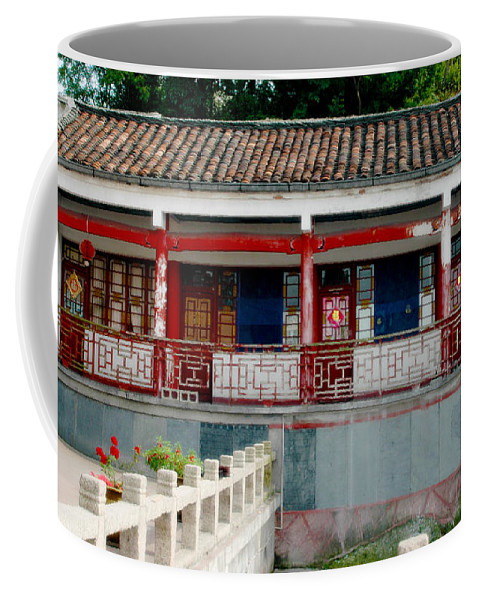 Colorful China Coffee Mug featuring the photograph Colorful China by Tracy Winter