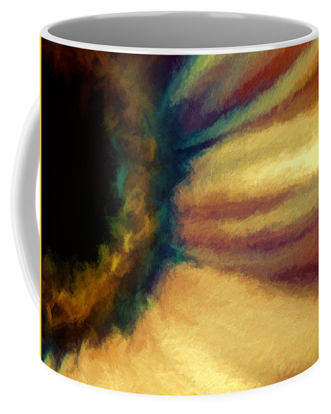 Flowers Coffee Mug featuring the photograph Coloring Flowers by Tina Baxter