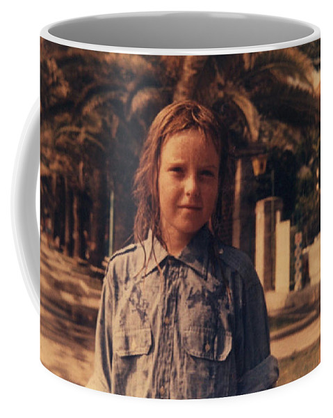 Colette Coffee Mug featuring the photograph Colour Original Photography Colette Summer Diano Marino 67 Italy by Colette V Hera Guggenheim