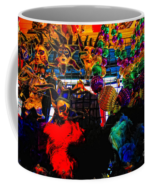 Colors Coffee Mug featuring the photograph Colours De Nola 2 by Robert McCubbin