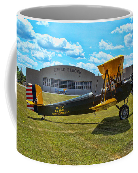 Consolidated Pt-3 Coffee Mug featuring the photograph Consolidated Pt-3 by Tommy Anderson