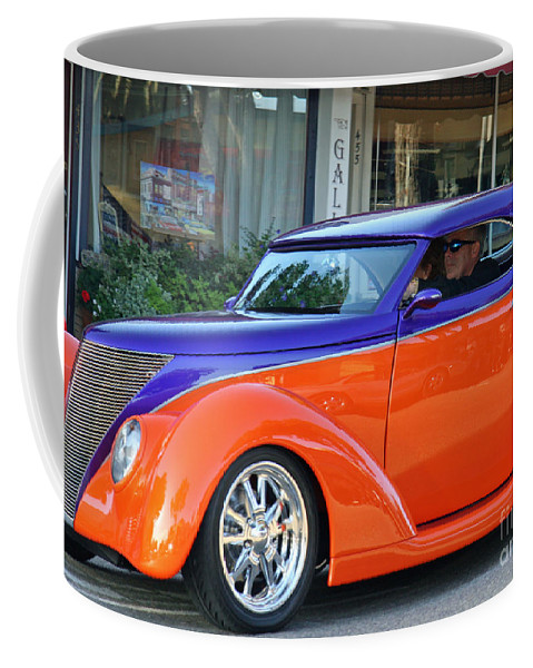 Car Show Coffee Mug featuring the photograph Cool Cruisin by Tap On Photo