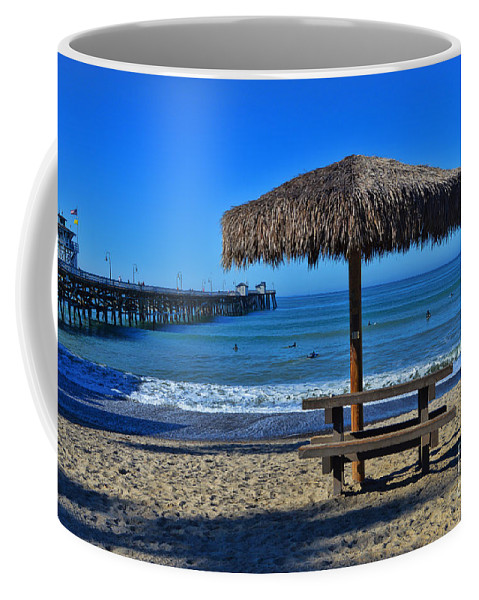 Warf Coffee Mug featuring the photograph Corona Time by Tommy Anderson