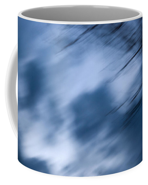 Clouds Coffee Mug featuring the photograph Coulds Iv by Robert VanDerWal