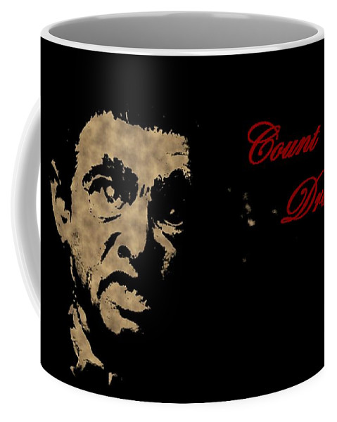Nightmares Coffee Mug featuring the photograph Count Dracula Visits Halifax by John Malone