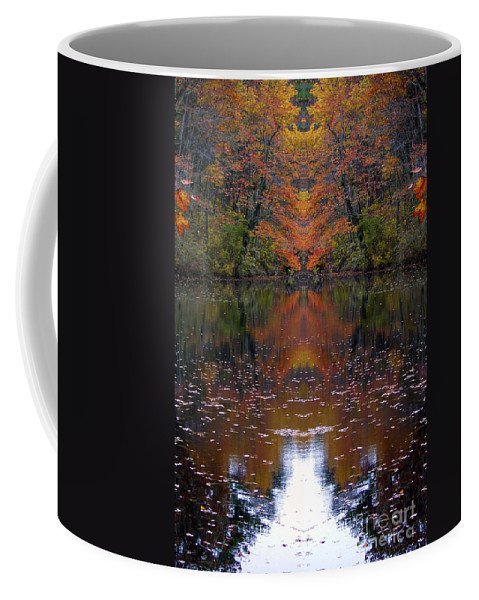 Coffee Mug featuring the photograph Creation 250 by Mike Nellums