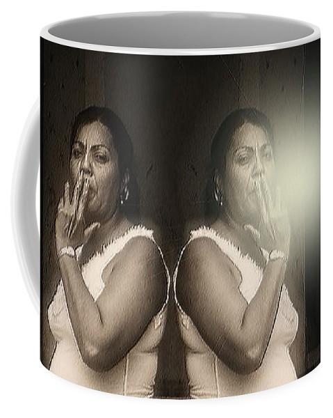 Coffee Mug featuring the photograph Cuba - Challenge 15 Number 2 by Rory Sagner