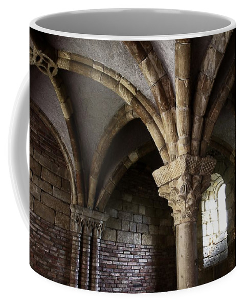 Walls Coffee Mug featuring the photograph Curves by Alice Gipson