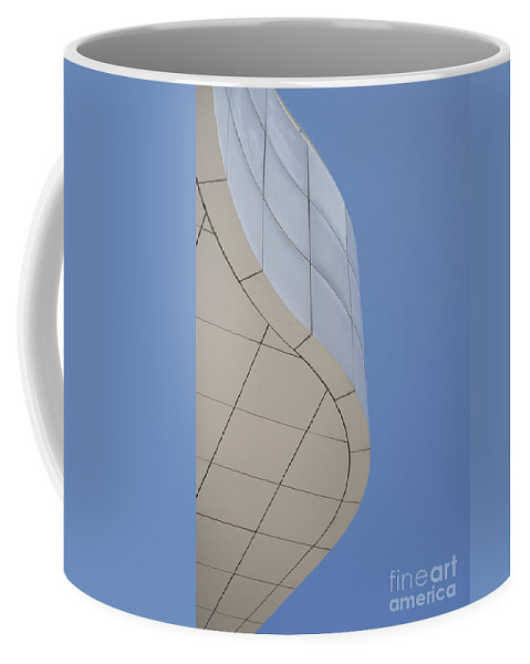 Curves Coffee Mug featuring the photograph Curvy by Patrice Dwyer