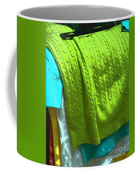 Day Coffee Mug featuring the photograph Daily Decisions by Paulette B Wright