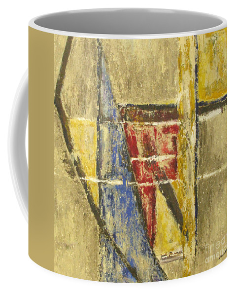Dance While You Can Coffee Mug featuring the painting Dance While You Can by Mini Arora