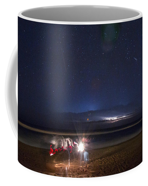 Dancing Coffee Mug featuring the photograph Dancing Angel by Mary Almond