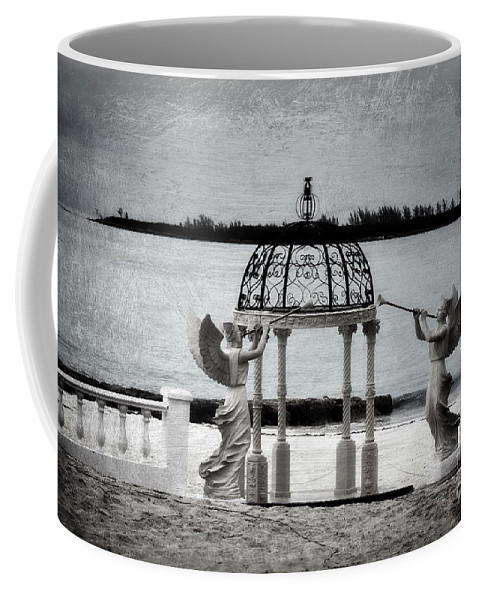 Angels Music Coffee Mug featuring the photograph Guidance by Alanna DPhoto