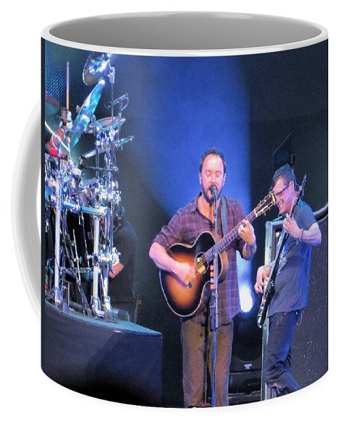 Dave Coffee Mug featuring the photograph Dave And Stefan by Aaron Martens