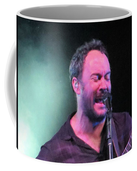 Dave Coffee Mug featuring the photograph Dave In The Zone by Aaron Martens