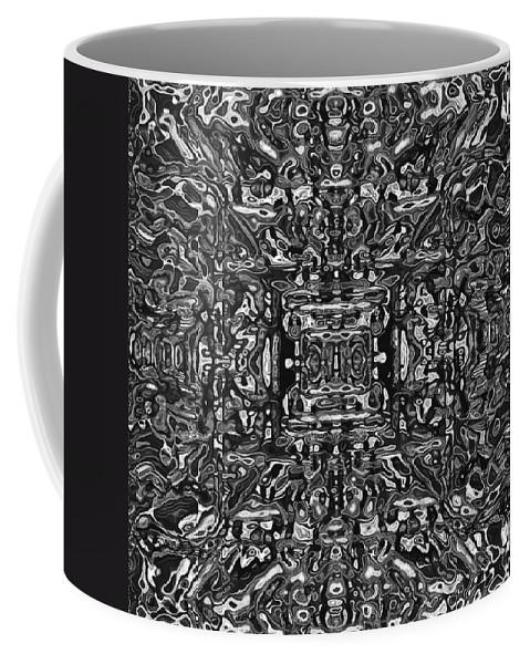 Angel Coffee Mug featuring the digital art Daxdur by Raymel Garcia